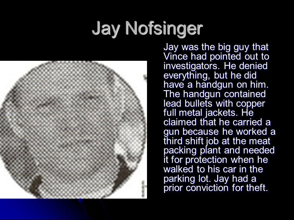 Jay Nofsinger