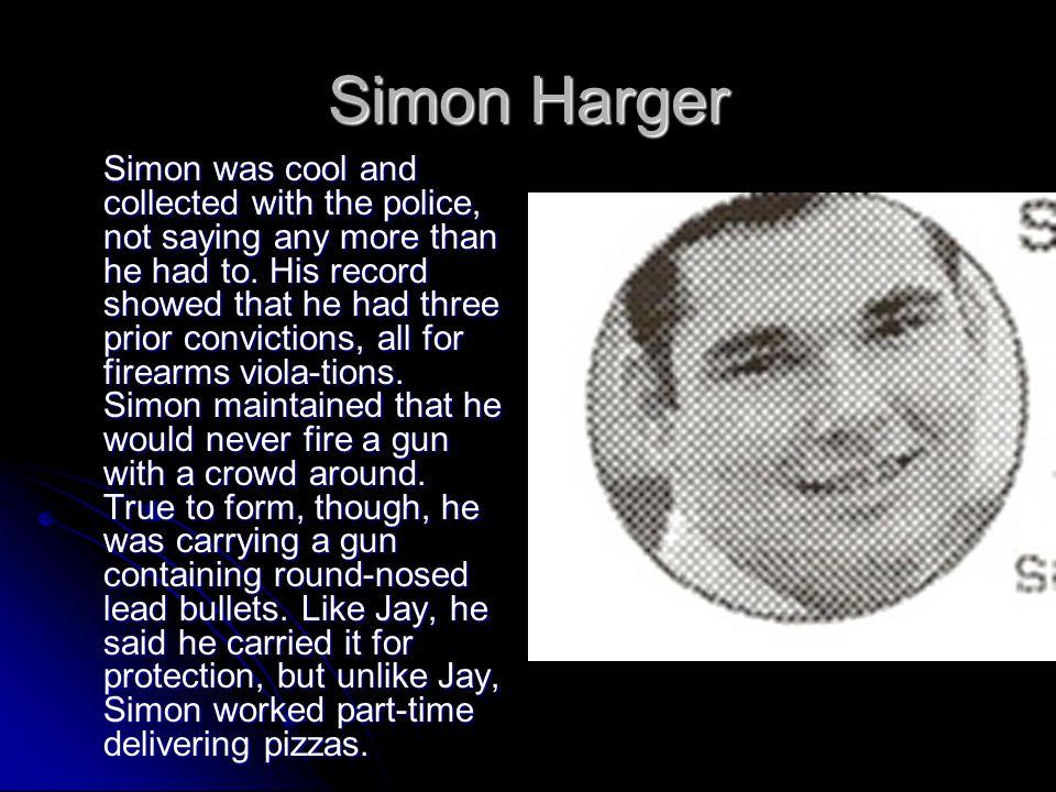 Simon Harger