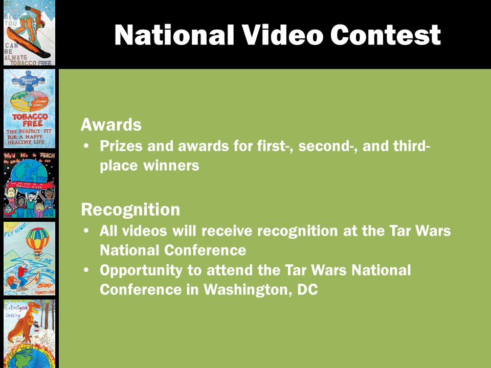National Video Contest