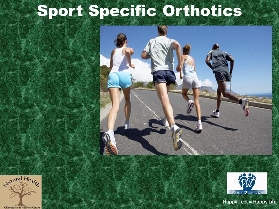 Sport Specific Orthotics