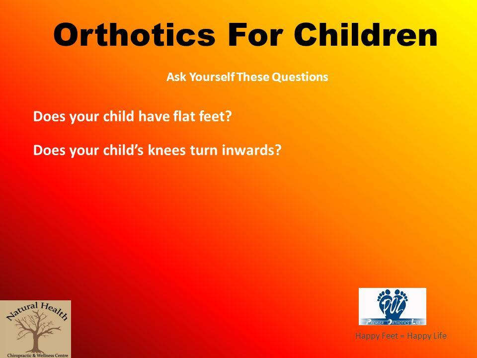 Orthotics For Children