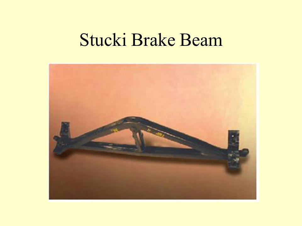 Stucki Brake Beam