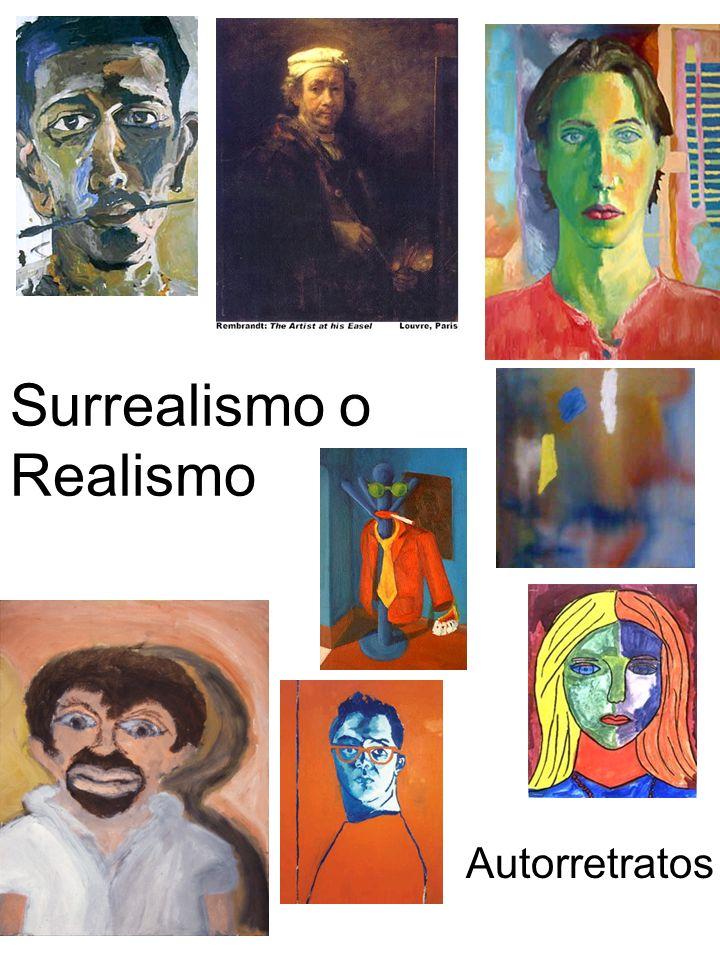 Surrealismo o Realismo