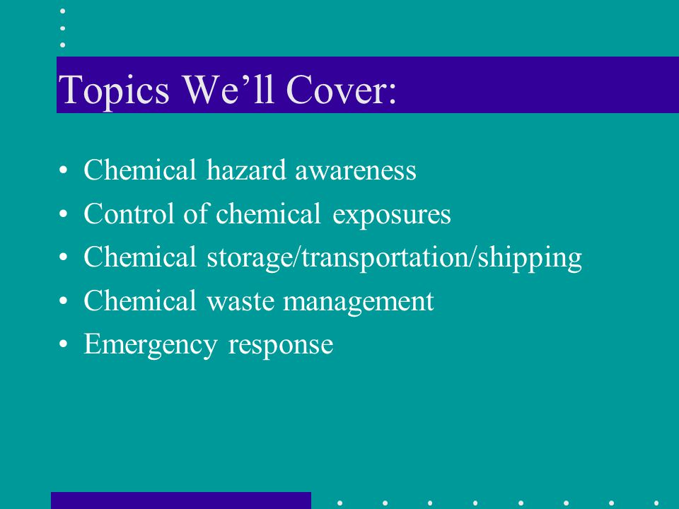 environmental management topics for research