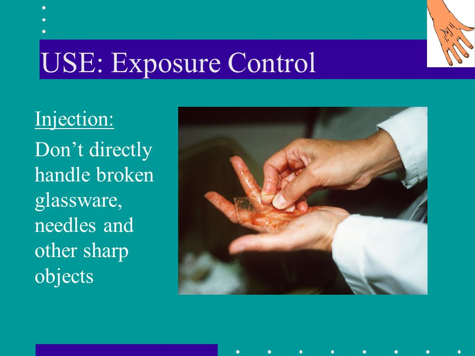 USE: Exposure Control Injection: