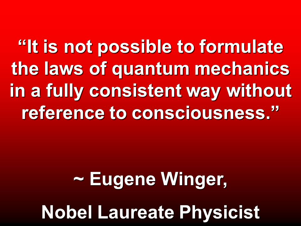 Nobel Laureate Physicist