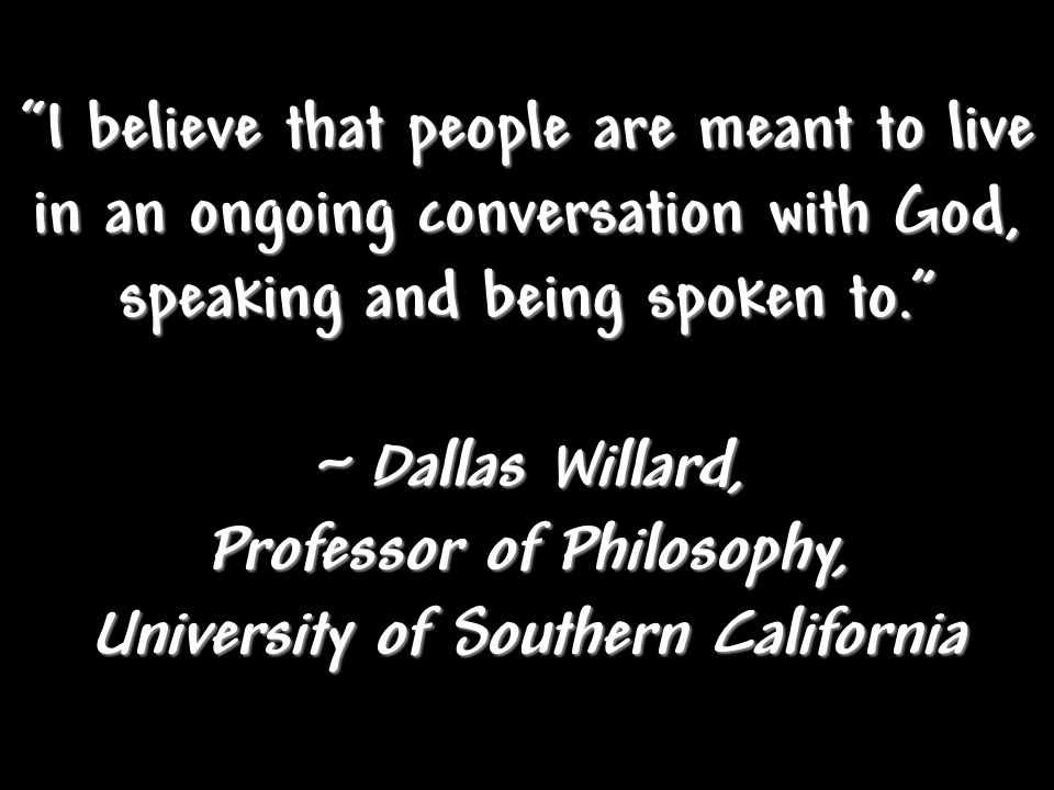 Professor of Philosophy, University of Southern California