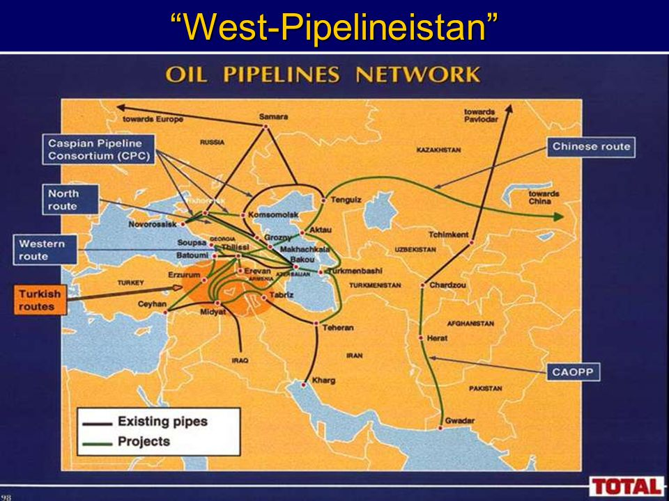 West-Pipelineistan