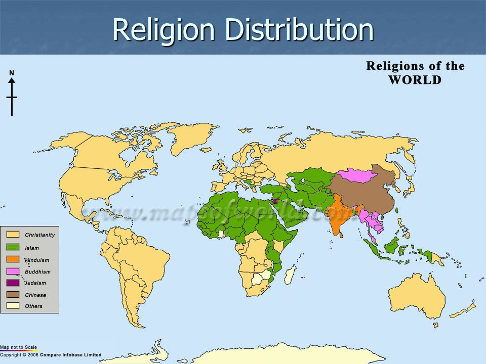 The Five Major Religions Ppt Video Online Download - 6 major religions