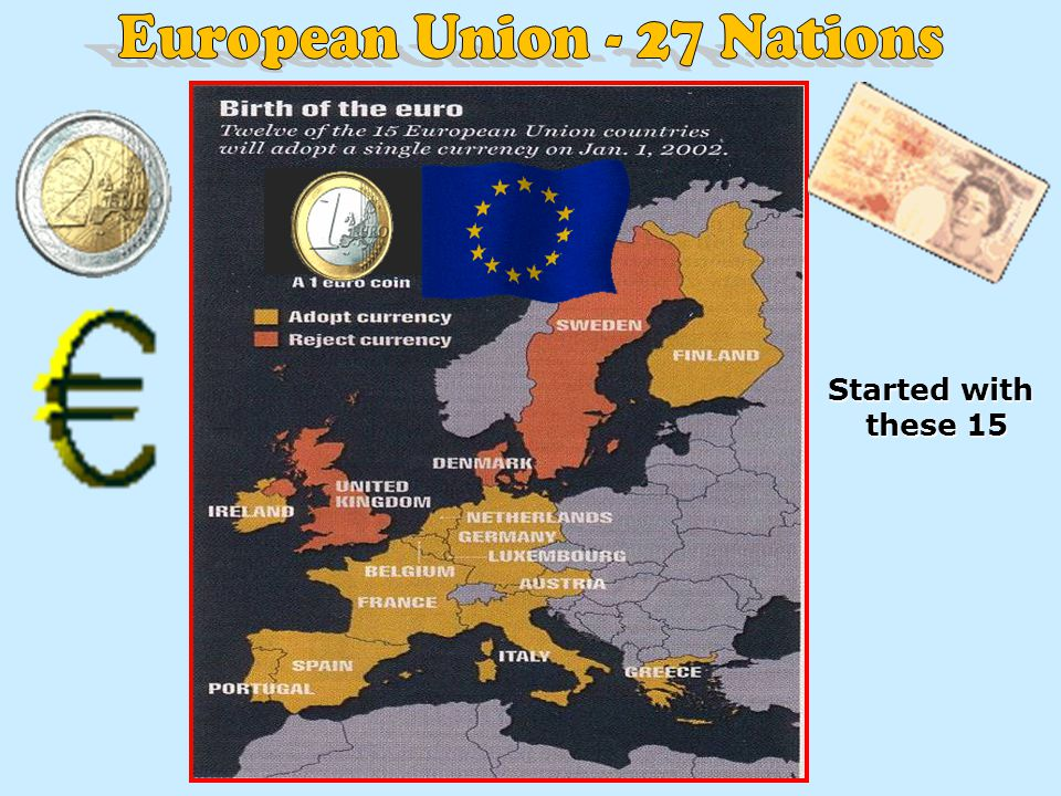 European Union - 27 Nations