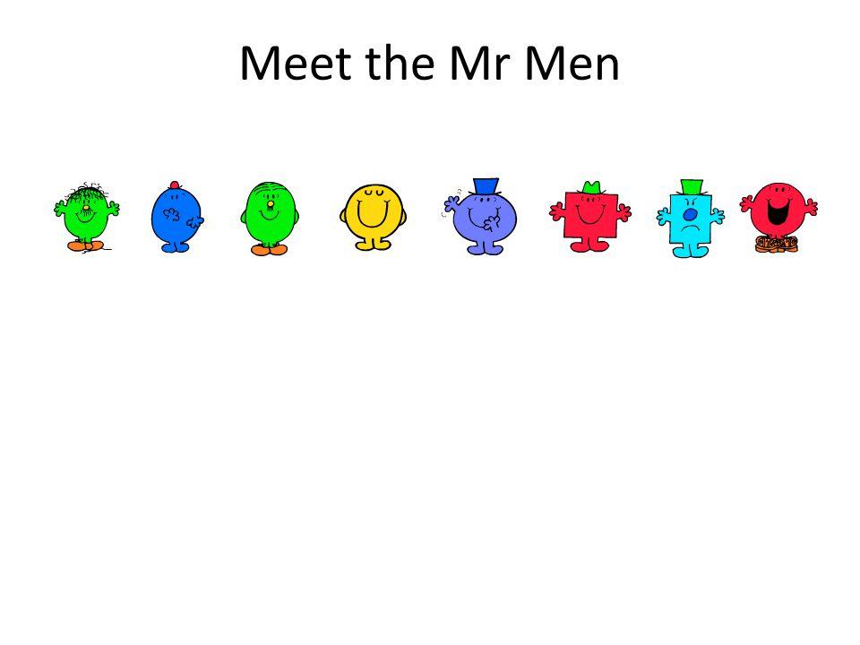 Meet the Mr Men