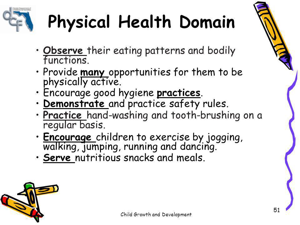 Physical Health Domain