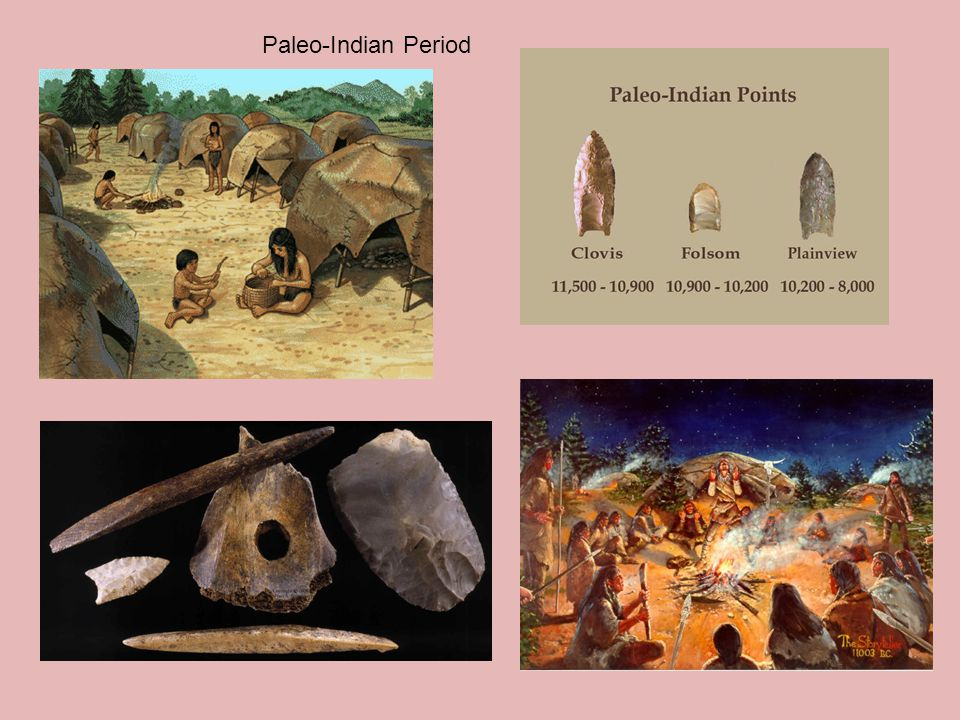 Paleo-Indian Period