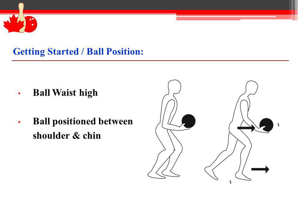Getting Started / Ball Position: