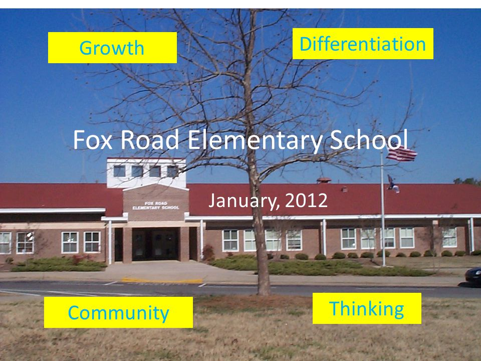 Fox Road Elementary School