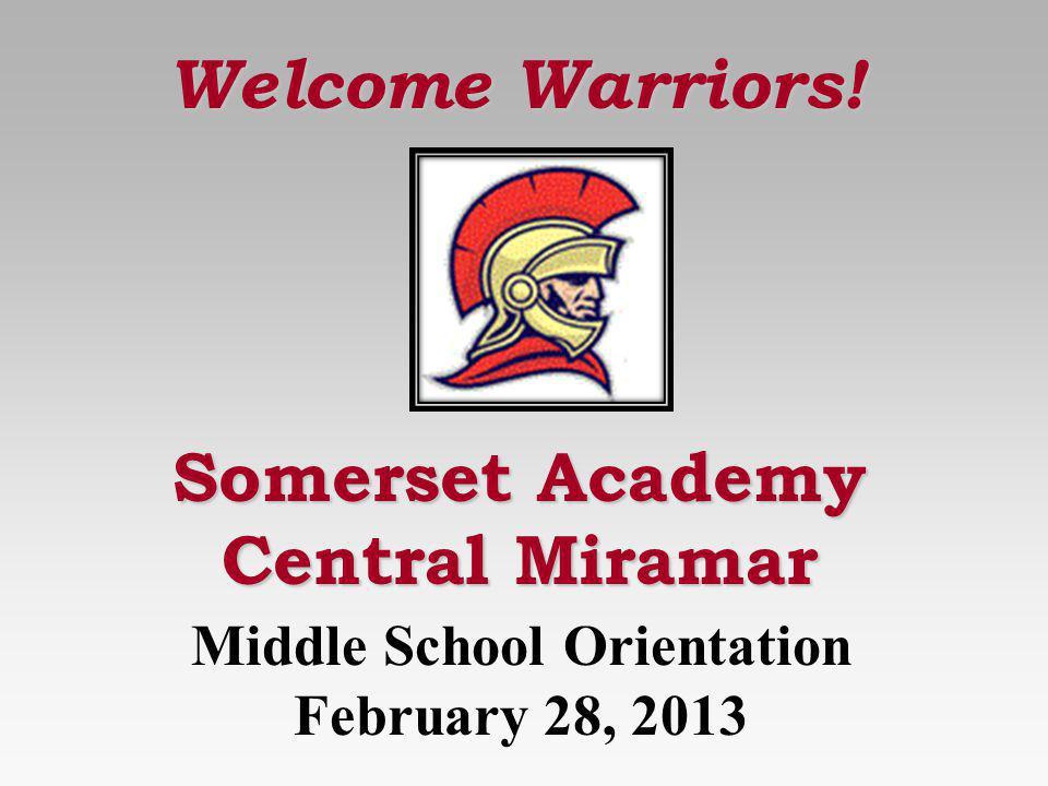 Somerset Academy Central Miramar