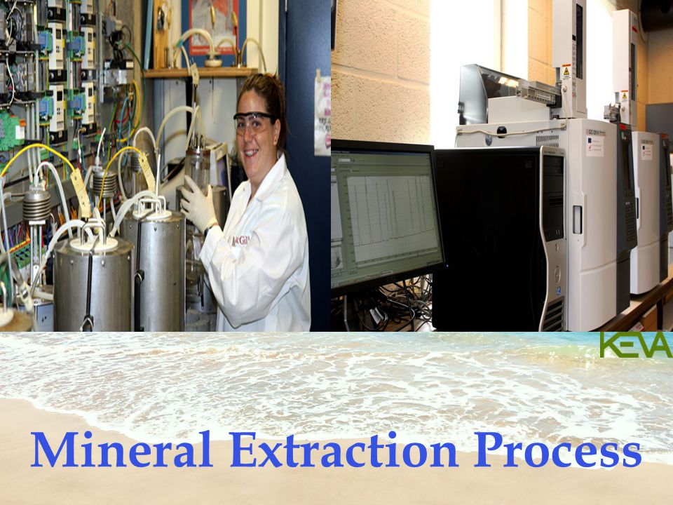 Mineral Extraction Process
