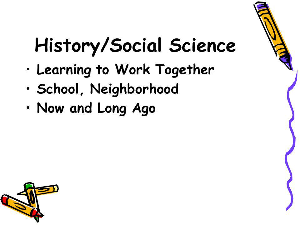 History/Social Science