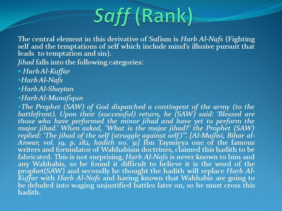 Saff (Rank)