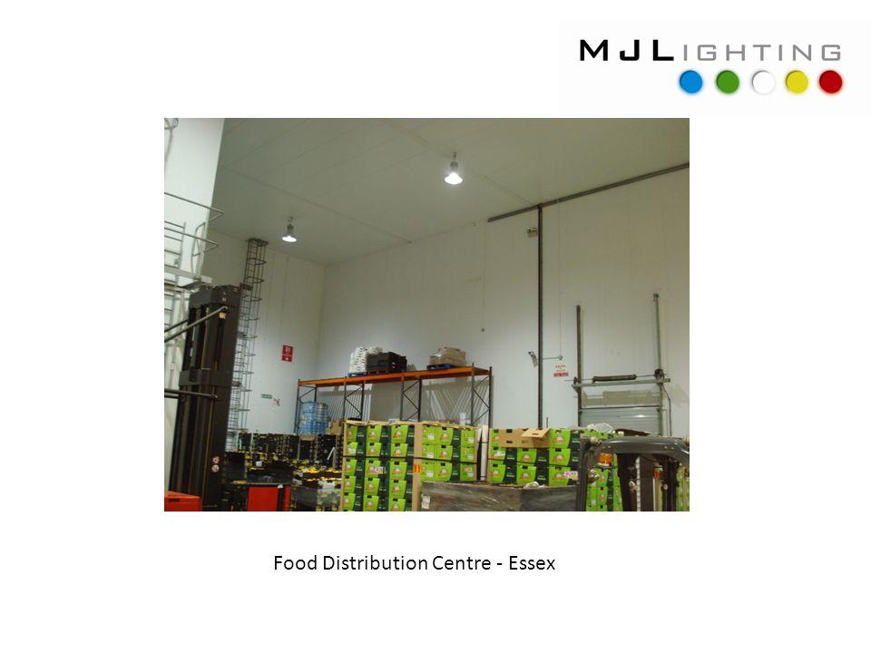 Food Distribution Centre - Essex