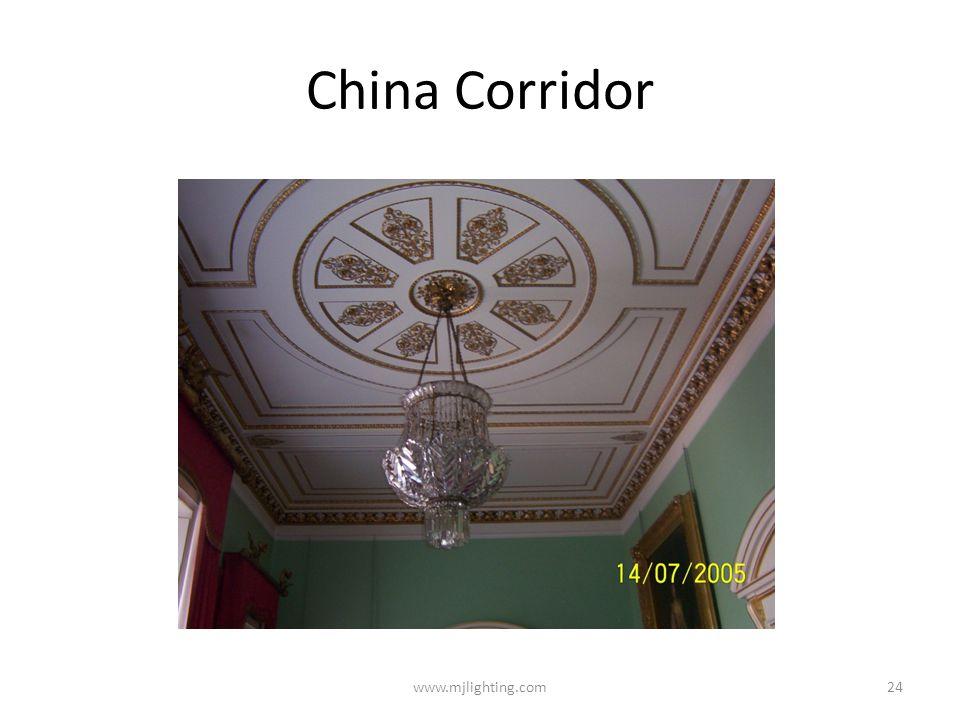 China Corridor www.mjlighting.com