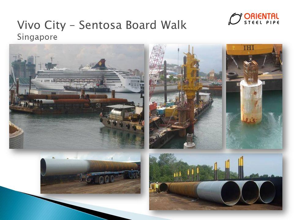 Vivo City – Sentosa Board Walk