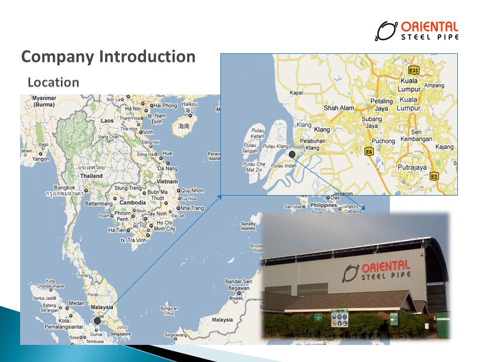 Company Introduction Location