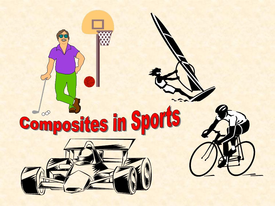 Composites in Sports