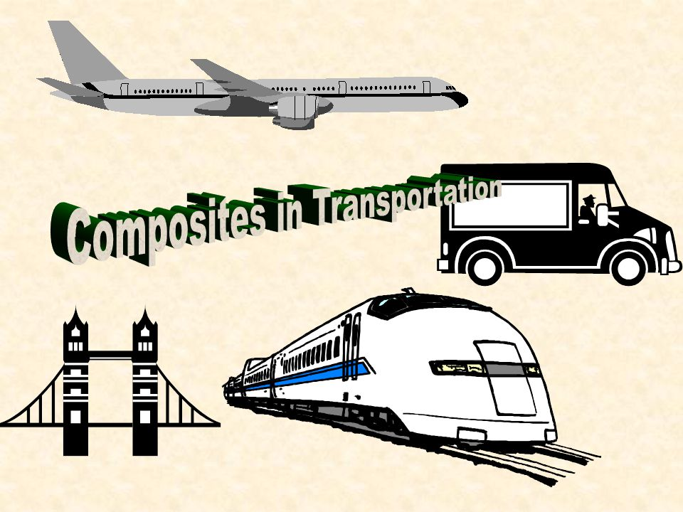 Composites in Transportation