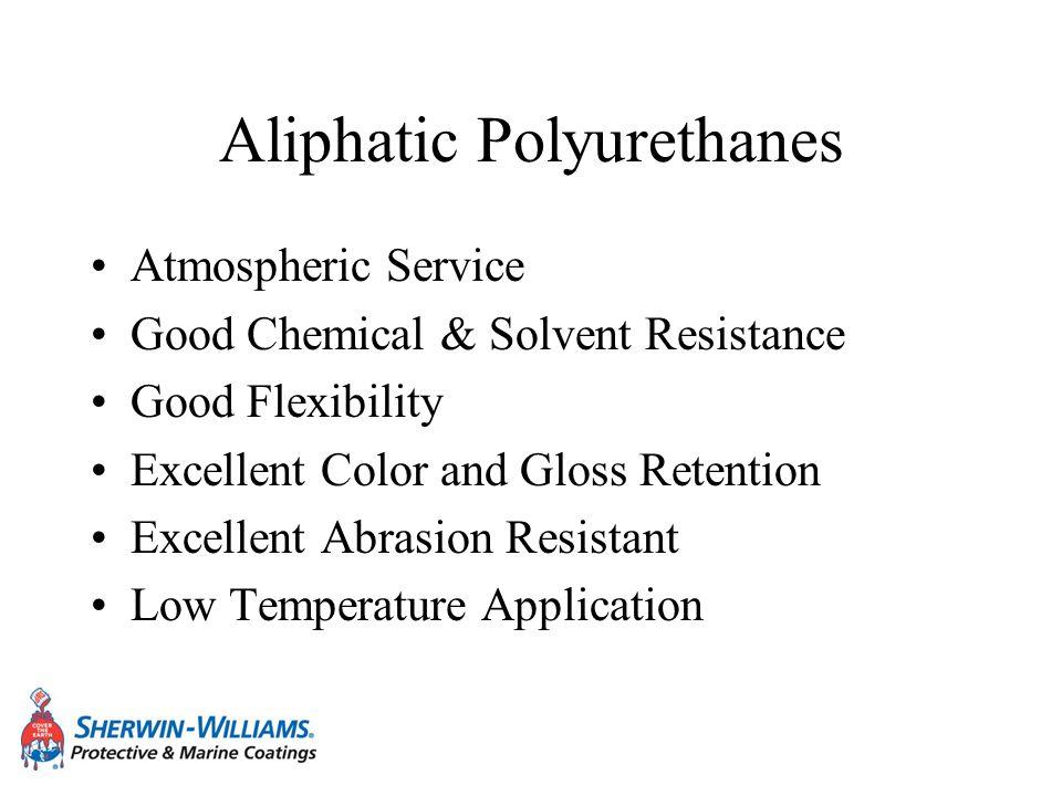 Aliphatic Polyurethanes