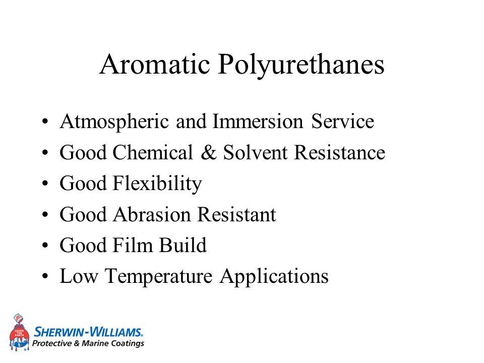 Aromatic Polyurethanes