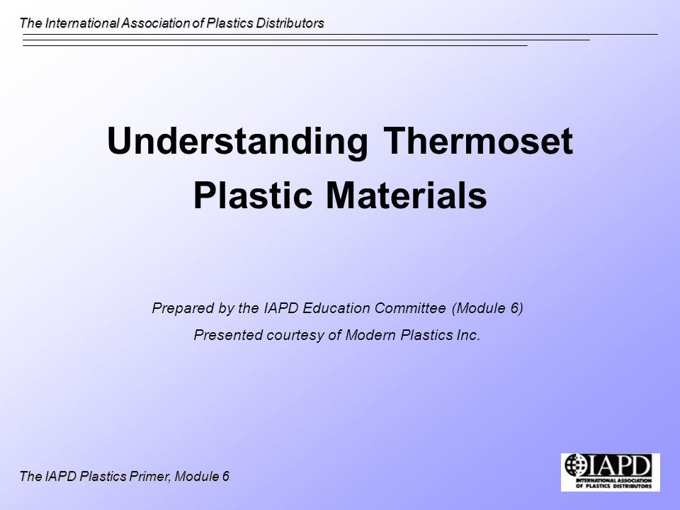 Understanding Thermoset Plastic Materials