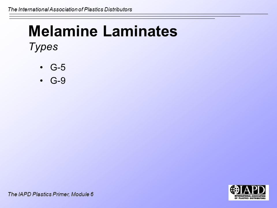 Melamine Laminates Types