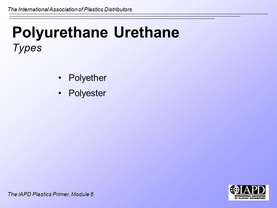 Polyurethane Urethane Types