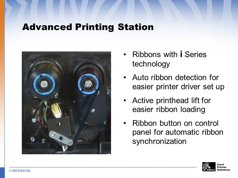 Advanced Printing Station