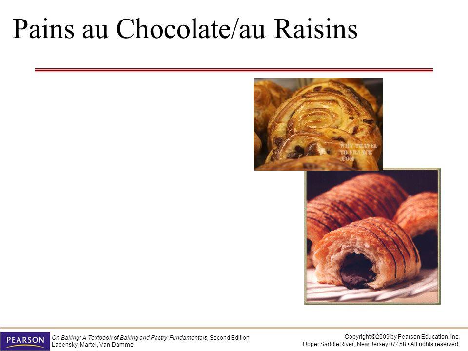 Pains au Chocolate/au Raisins