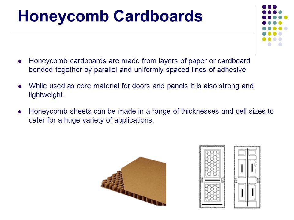 Honeycomb Cardboards