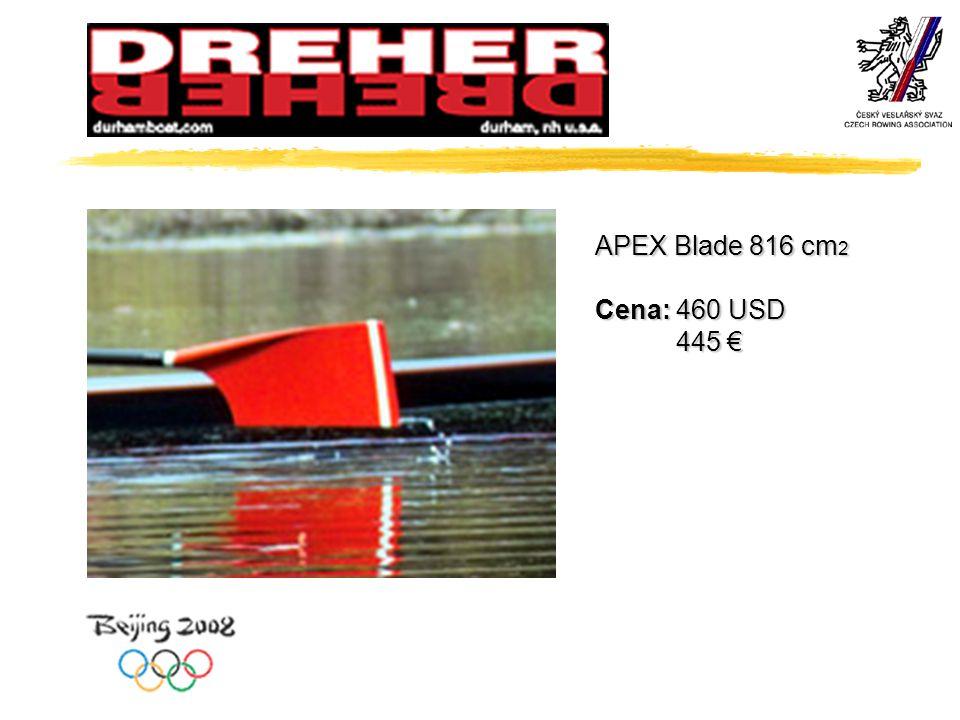 APEX Blade 816 cm2 Cena: 460 USD 445 €