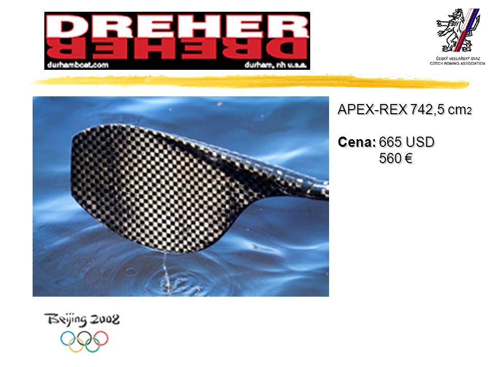 APEX-REX 742,5 cm2 Cena: 665 USD 560 €