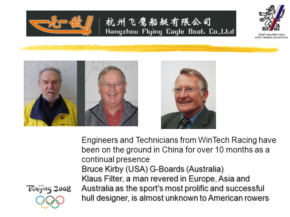 Engineers and Technicians from WinTech Racing have been on the ground in China for over 10 months as a continual presence