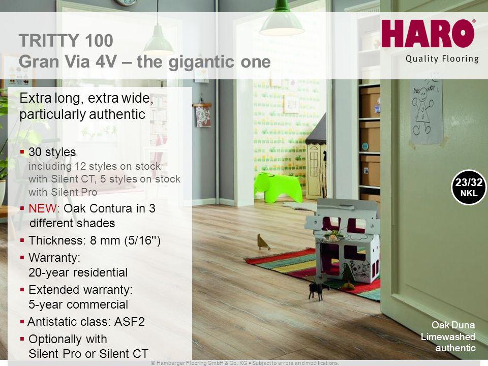 Gran Via 4V – the gigantic one