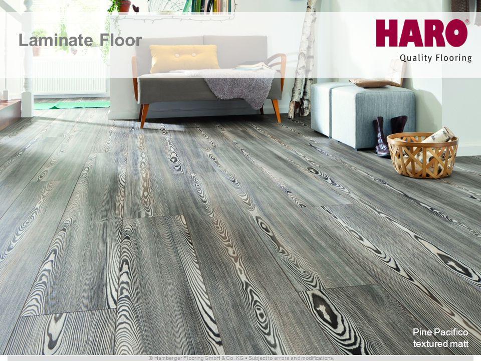 Laminate Floor Pine Pacifico textured matt