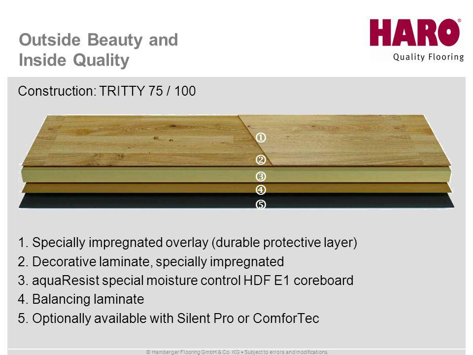 Outside Beauty and Inside Quality