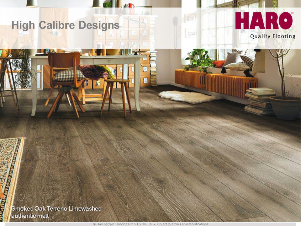 High Calibre Designs Smoked Oak Terreno Limewashed authentic matt
