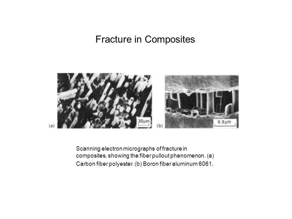 Fracture in Composites