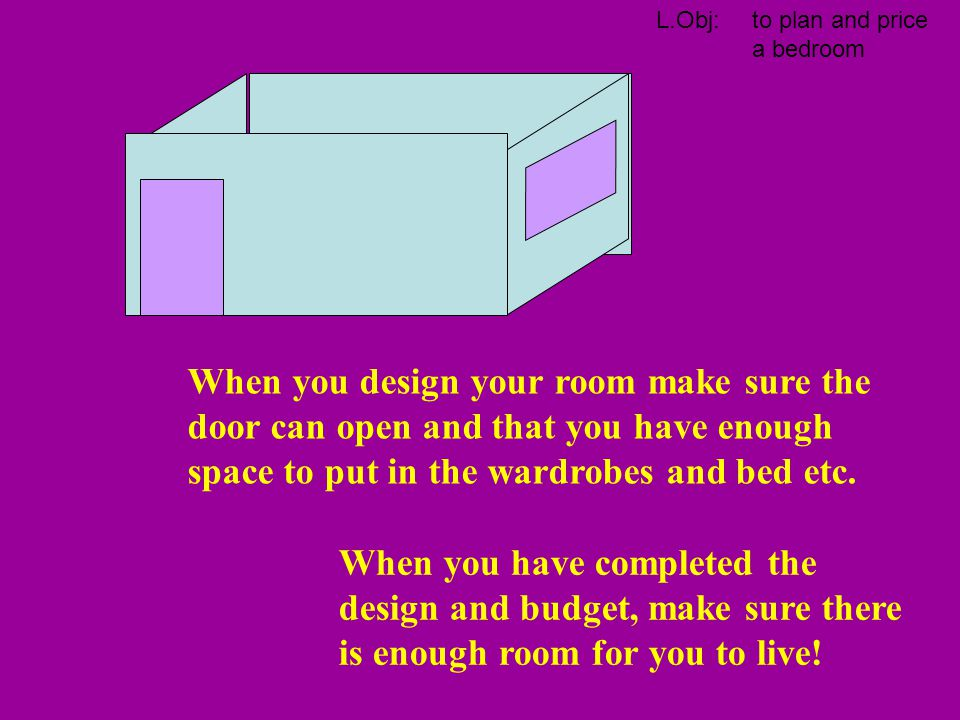 What does your bedroom cost ppt download for Room decor you can make