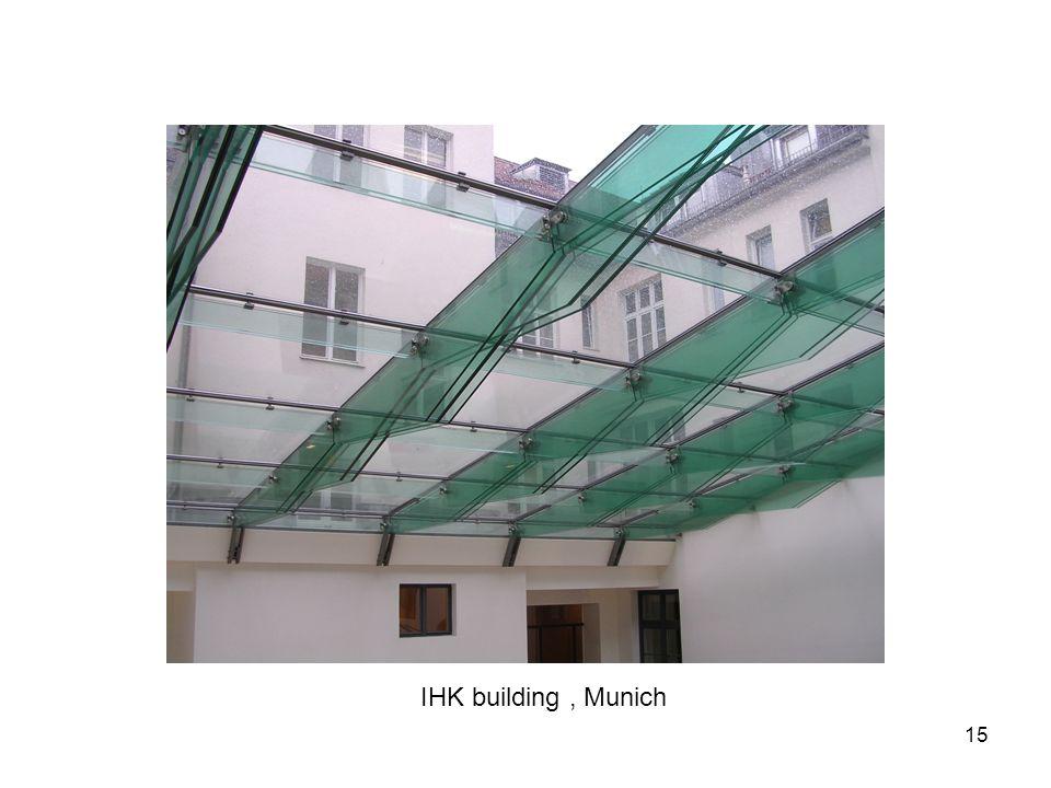 IHK building , Munich