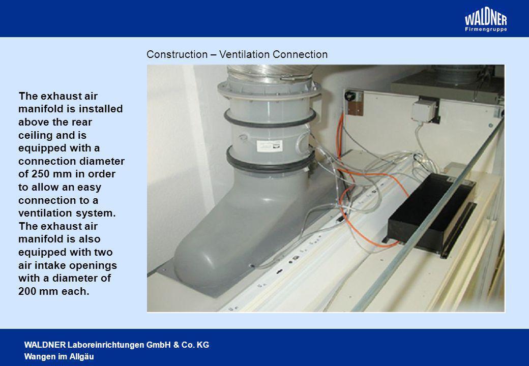 Construction – Ventilation Connection