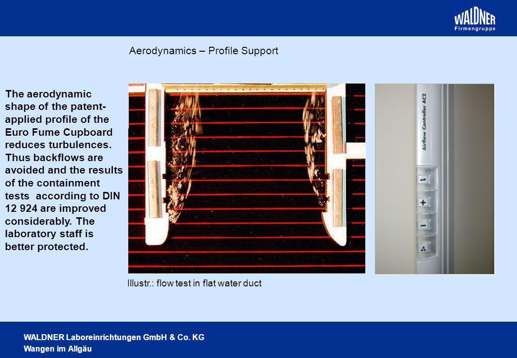 Aerodynamics – Profile Support