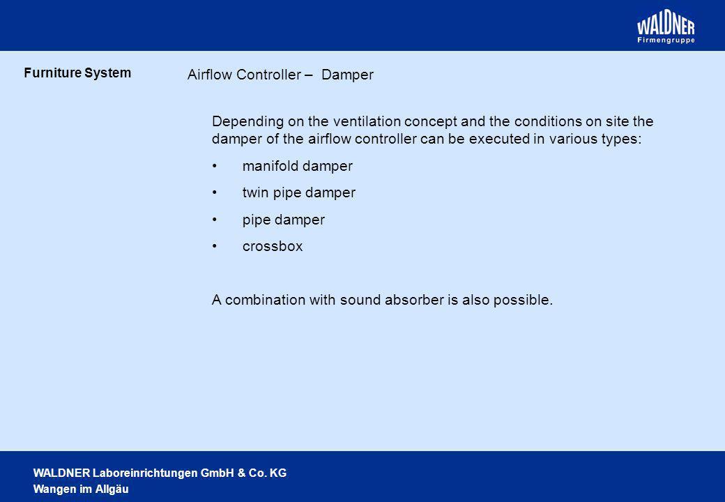 Airflow Controller – Damper